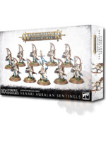 W-AOS: Lumineth Realm Lords Vanari Auralan Sentinels (10 figurek)