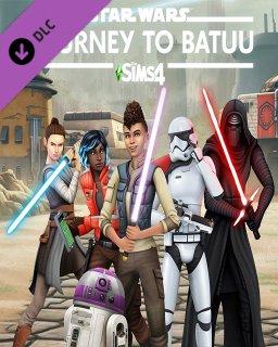 The Sims 4 Star Wars Výprava na Batuu (PC DIGITAL) +