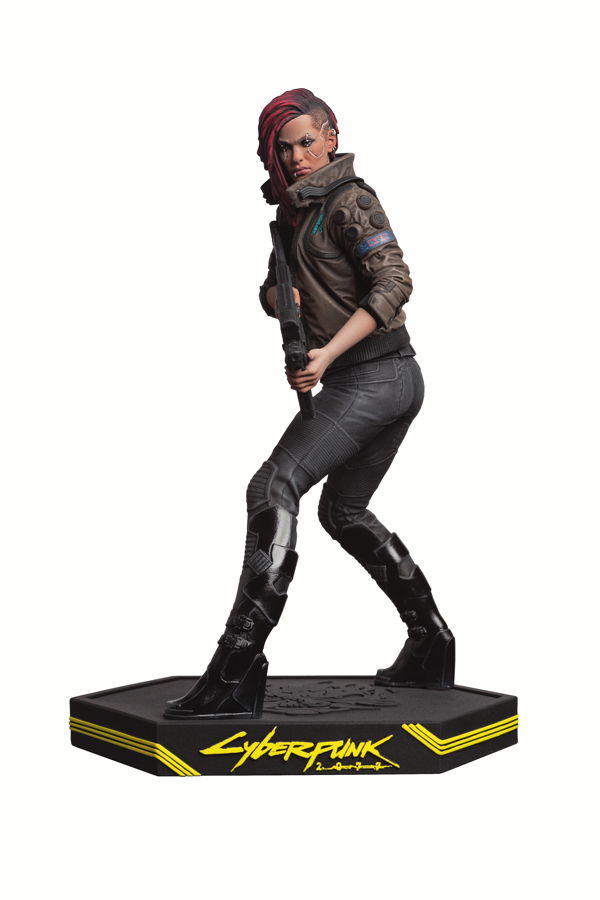 Figurka Cyberpunk 2077 - Female V (Dark Horse, 20 cm) (PC)