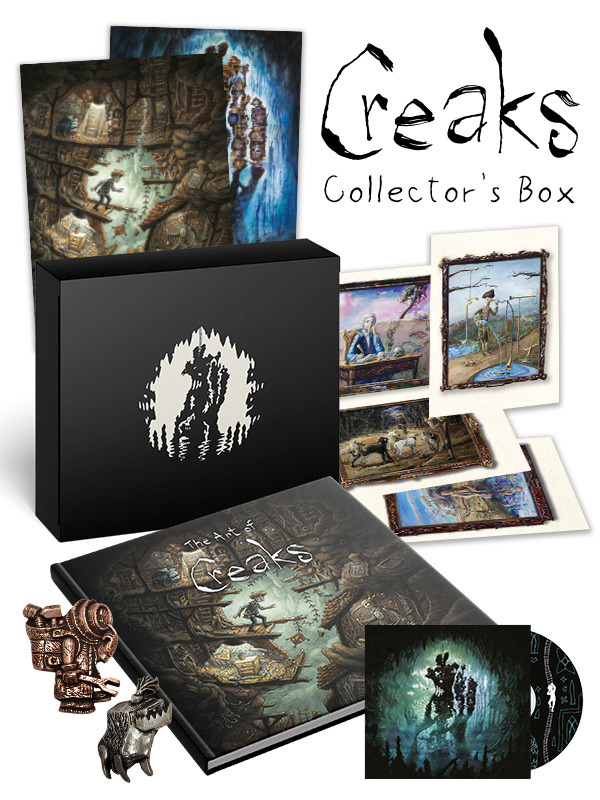 Creaks - Collectors Box (PC)