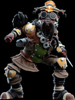 Figurka Apex Legends - Bloodhound (18cm, Weta Mini Epics)