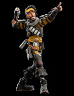 Figurka Apex Legends - Mirage (18cm, Weta Mini Epics)