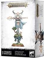 W-AOS: Lumineth Realm Lords Alarith Stonemage (1 figurka)