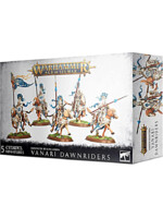 W-AOS: Lumineth Realm Lords Vanari Dawnriders (5 figurek)