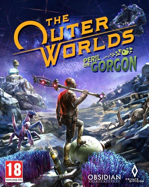 The Outer Worlds Peril on Gordon (PC) Klíč Epic