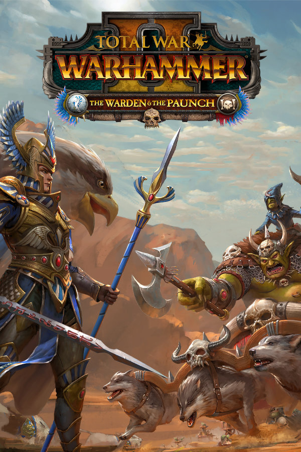 Total War: Warhammer II: The Warden the Paunch (PC) Steam