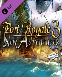 Port Royale 3 New Adventures (PC DIGITAL) +