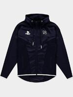Bunda PlayStation - Black & White TEQ (velikost L)