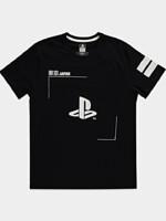 Tričko PlayStation - Black & White