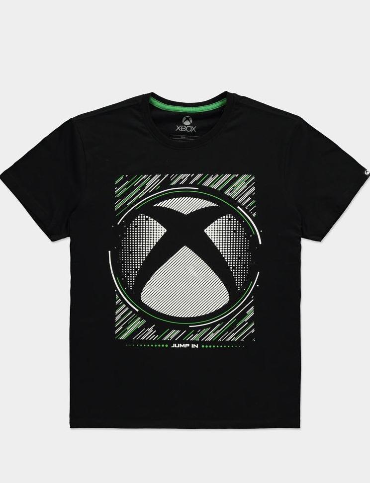 Tričko Xbox - Jump In (velikost XXL) (PC)