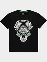 Tričko Xbox - Skull Logo