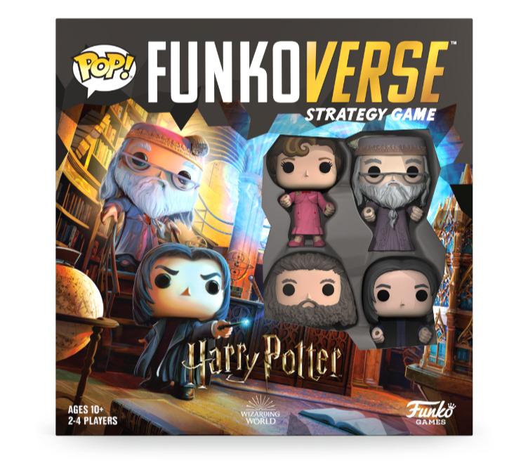 Desková hra POP! Funkoverse - Harry Potter Base Set 102 (PC)