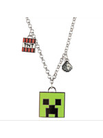 Přívěšek Minecraft - Creeper