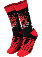 Ponožky Cyberpunk 2077 - Samurai