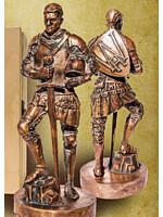 Bronzová soška Kingdom Come: Deliverance - Jindřich (Henry)