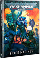 Kniha W40k: Codex: Space Marines (2020)