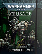 Kniha W40k: Mission Pack Crusade Beyond the Veil