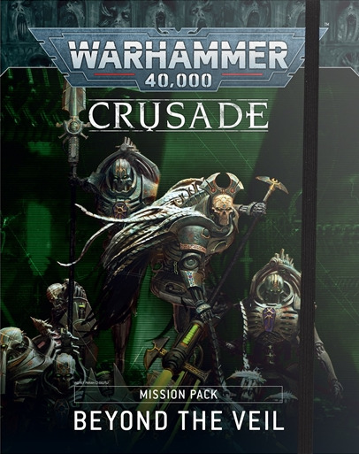 Kniha W40k: Mission Pack Crusade Beyond the Veil (PC)