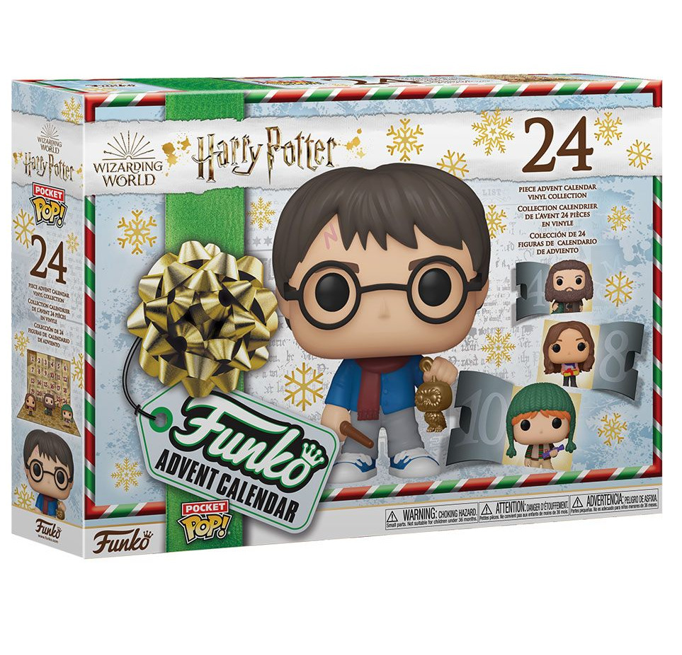 Adventní kalendář Harry Potter - Wizarding World 2020 (Funko Pocket POP!) (PC)