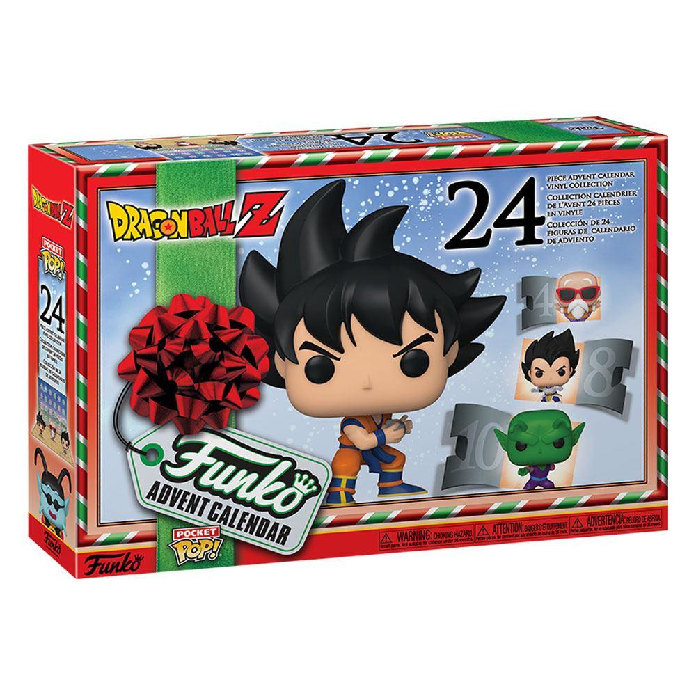 Adventní kalendář Dragon Ball Z - 2020 (Funko Pocket POP!) (PC)