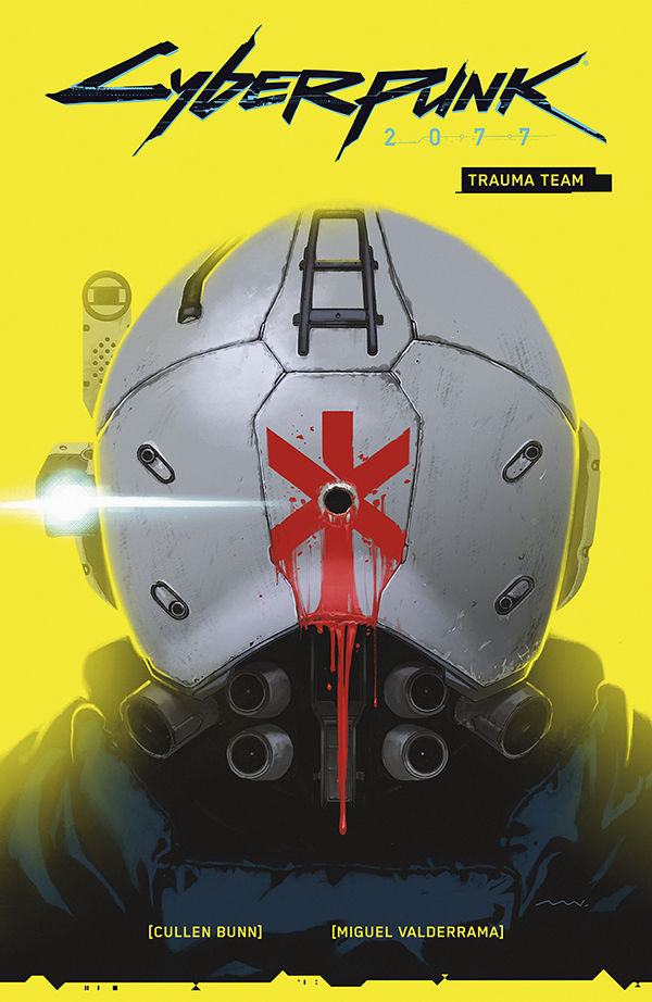 Komiks Cyberpunk 2077 Volume 1: Trauma Team (PC)