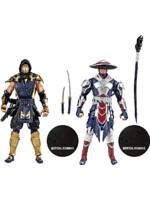 Figurka Mortal Kombat - Scorpion & Raiden 2-pack (McFarlane)
