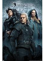 Plakát Zaklínač - Key Art (Netflix)