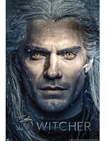 Plakát Zaklínač - Close Up (Netflix)