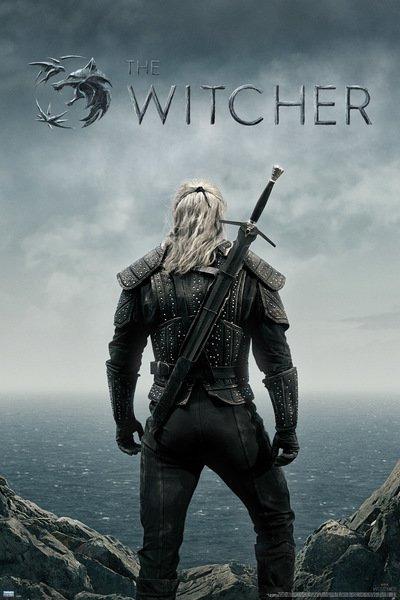 Plakát Zaklínač - Teaser (Netflix) (PC)