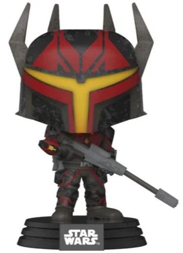 Figurka Star Wars: Clone Wars - Gar Saxon (Funko POP! Star Wars 411) (PC)