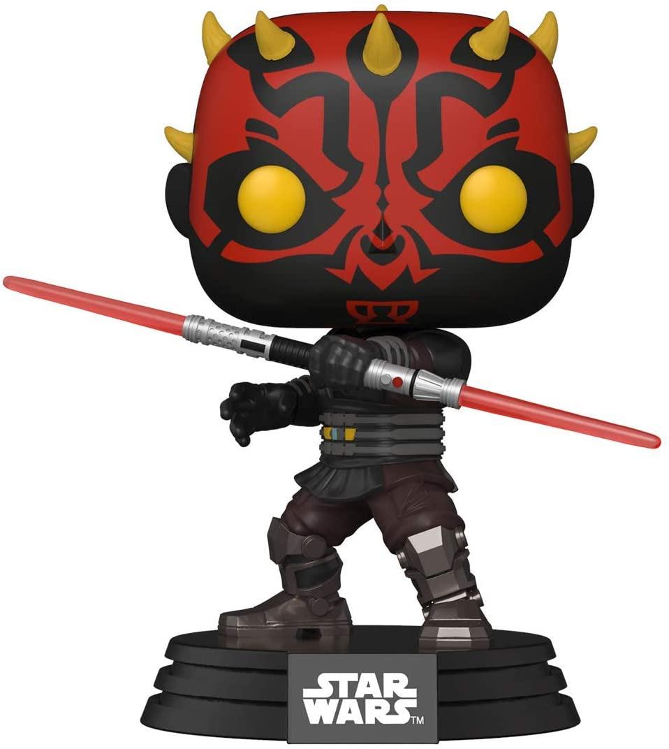 Figurka Star Wars: Clone Wars - Darth Maul (Funko POP! Star Wars 410) (PC)
