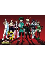 Plakát My Hero Academia - Line Up