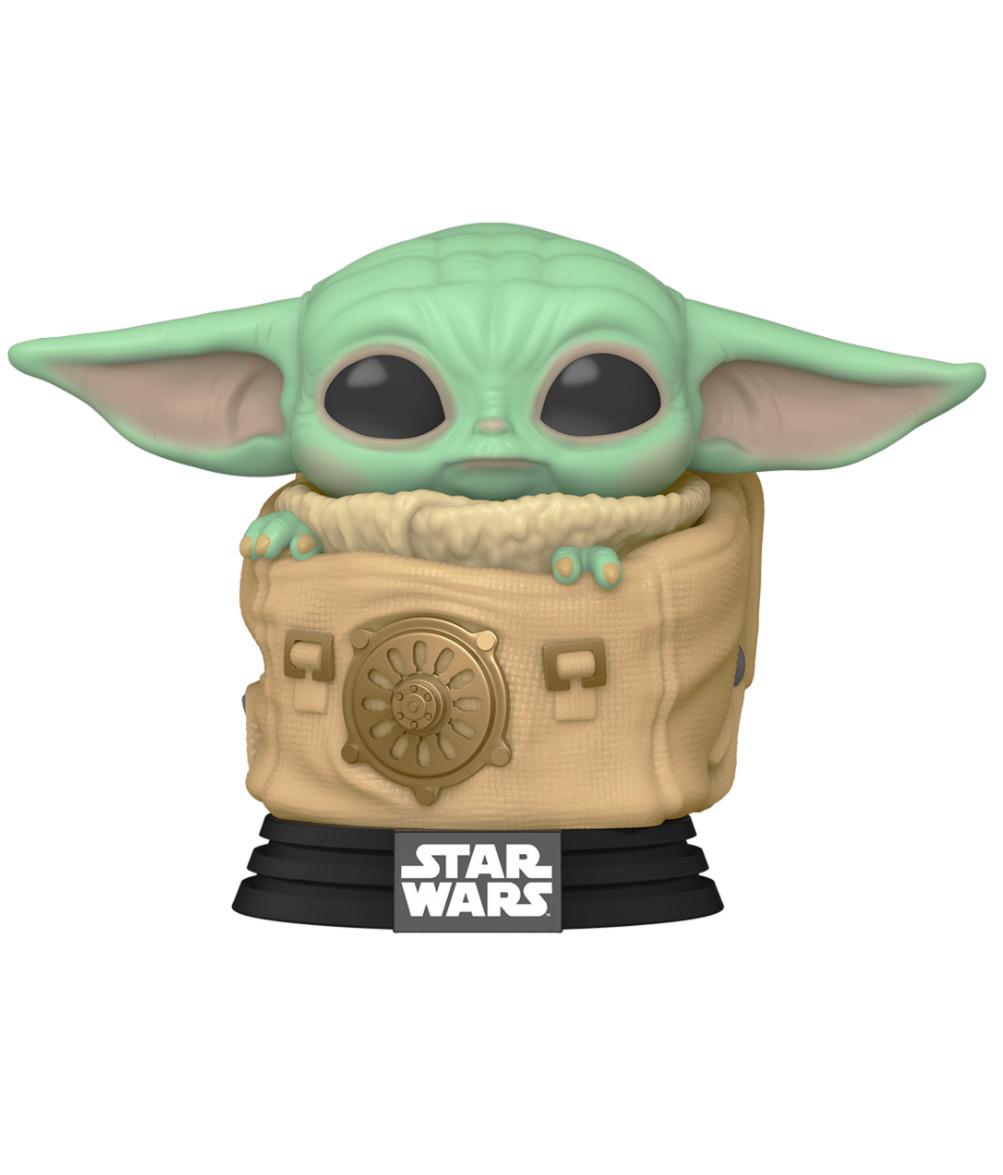 Figurka Star Wars: The Mandalorian - Child with Bag (Funko POP! Star Wars 405) (PC)