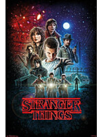 Plakát Stranger Things - Season 1