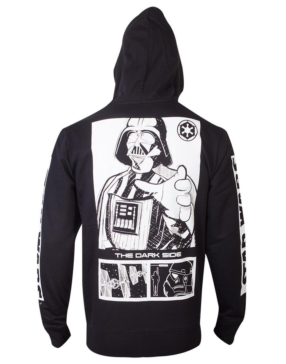 Mikina Star Wars - Darth Vader (velikost XL) (PC)
