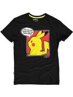 Tričko Pokémon - Pika Pop