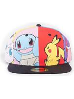 Kšiltovka Pokémon - Multi Pop Art