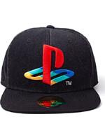 Kšiltovka PlayStation - Denim Logo