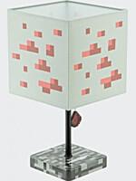 Lampička Minecraft - Redstone