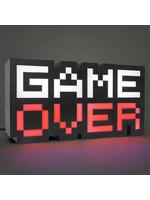 Lampička Game Over - 8-bit Light V2