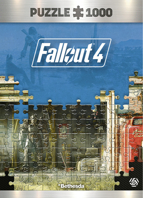 Puzzle Fallout 4 - Garage (Good Loot) (PC)
