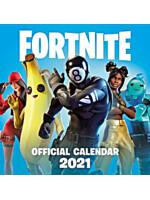 Kalendář Fortnite 2021