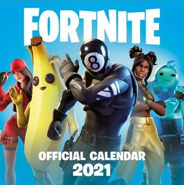 Kalendář Fortnite 2021 (PC)