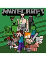 Kalendář Minecraft 2021