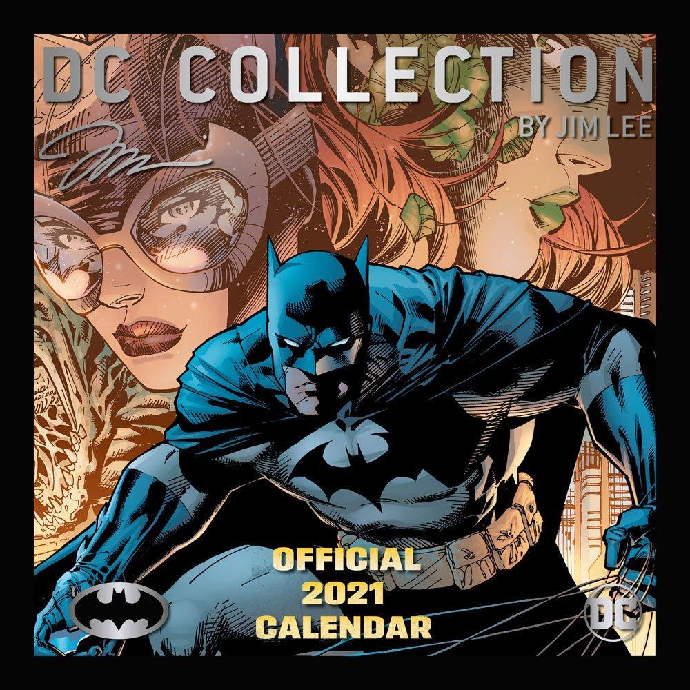 Kalendář Batman 2021