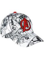 Dětská Kšiltovka Avengers - Logo
