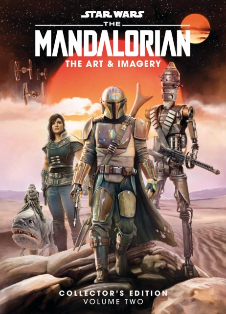 Kniha Star Wars: The Mandalorian - The Art and Imagery Collectors Edition Vol.2 (PC)