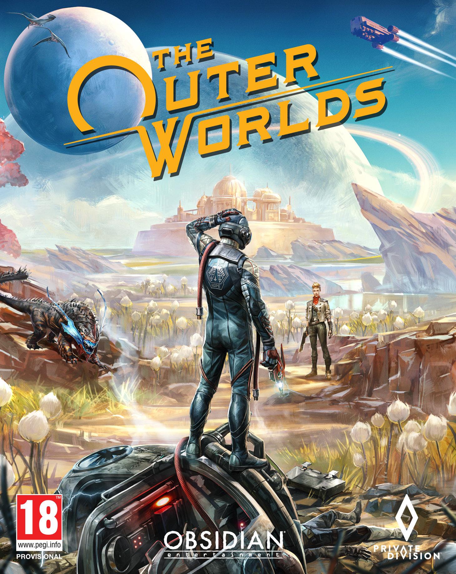The Outer Worlds (PC) Klíč Steam