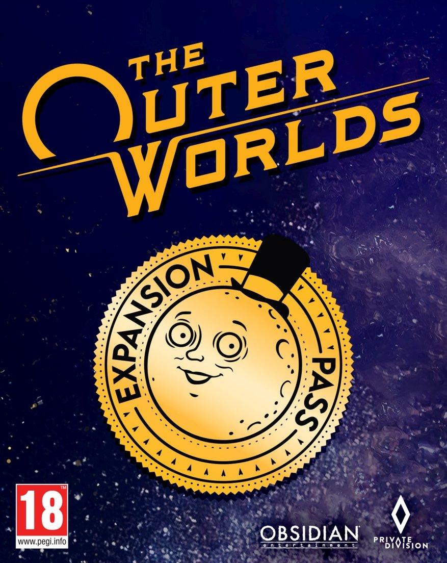 The Outer Worlds: Expansion Pass (PC) Klíč Steam