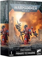 W40k: Space Marines Primaris Techmarine (1 figurka)